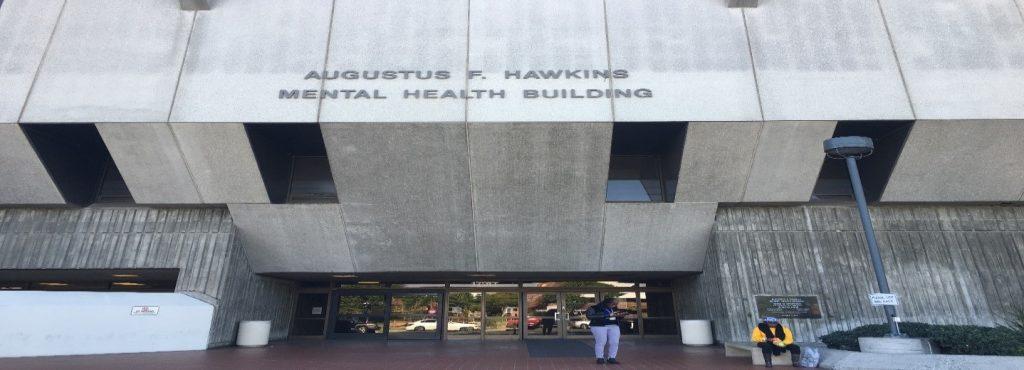 Augustus Hawkins