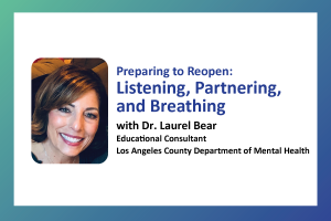 Listening, Partnering, and Breathing with Dr. Laurel Bear