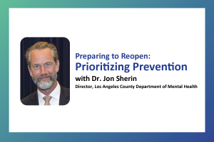 Prioritizing Prevention with Dr. Jon Sherin